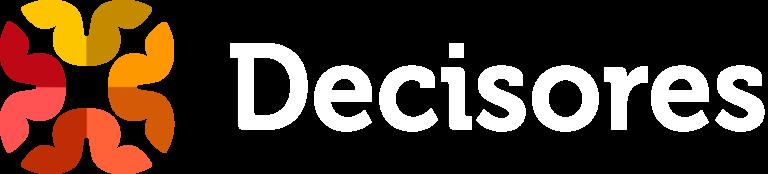 Decisores Logo negativo